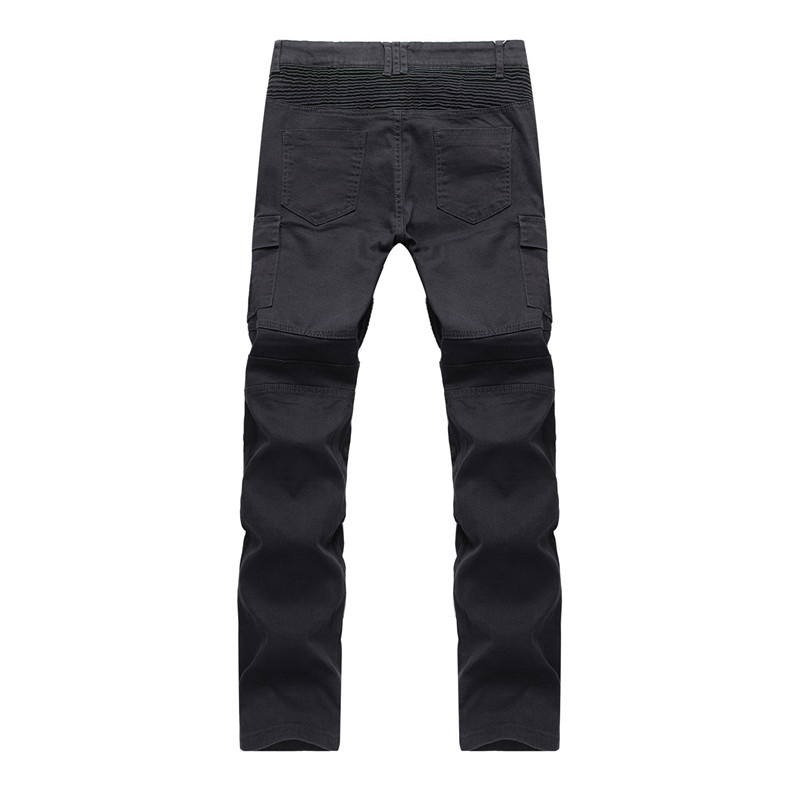 Jean denim stretch homme