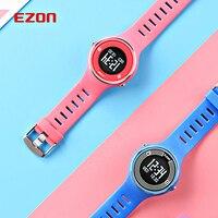 EZON S1 Người Đàn Ông Nữ Xem Casual Nữ Thời Trang Món Quà Cổ Tay Watch Pedometer Calories Counter Bluetooth Kỹ Thuật Số Thông Minh Đồng Hồ Gi