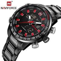 2017 New Cadisen Brand Watch Men Sport Military Quartz Wristwatches Waterproof Stainless Steel Men S Watch