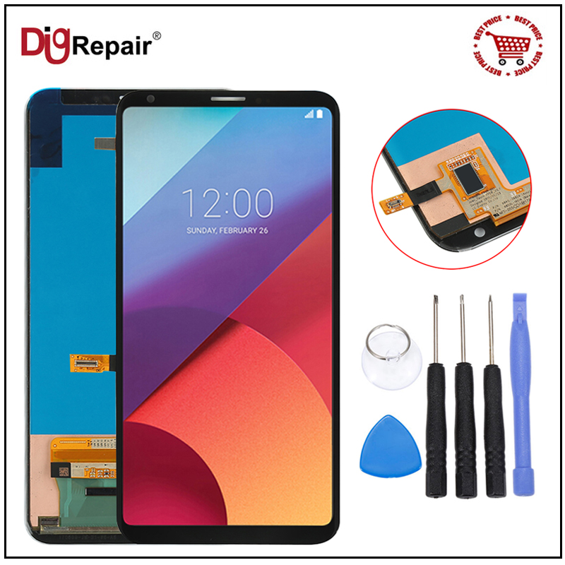 🛒 100% tested Grade AAA LCD Display For LG V30 H930 LCD For