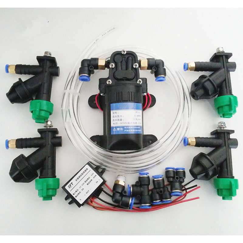 Agricultural drone spray system nozzle,Water pump,Buck module,Pump governor, Adapter, Water pipes for 5L/10L/15L/20L 6162 63 1015 sa6d170e 6d170 engine water pump for komatsu