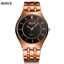NEW2016 BOSCK watches men Top Brand fashion watch quartz watch male relogio masculino men Army sports Analog Casual 3201