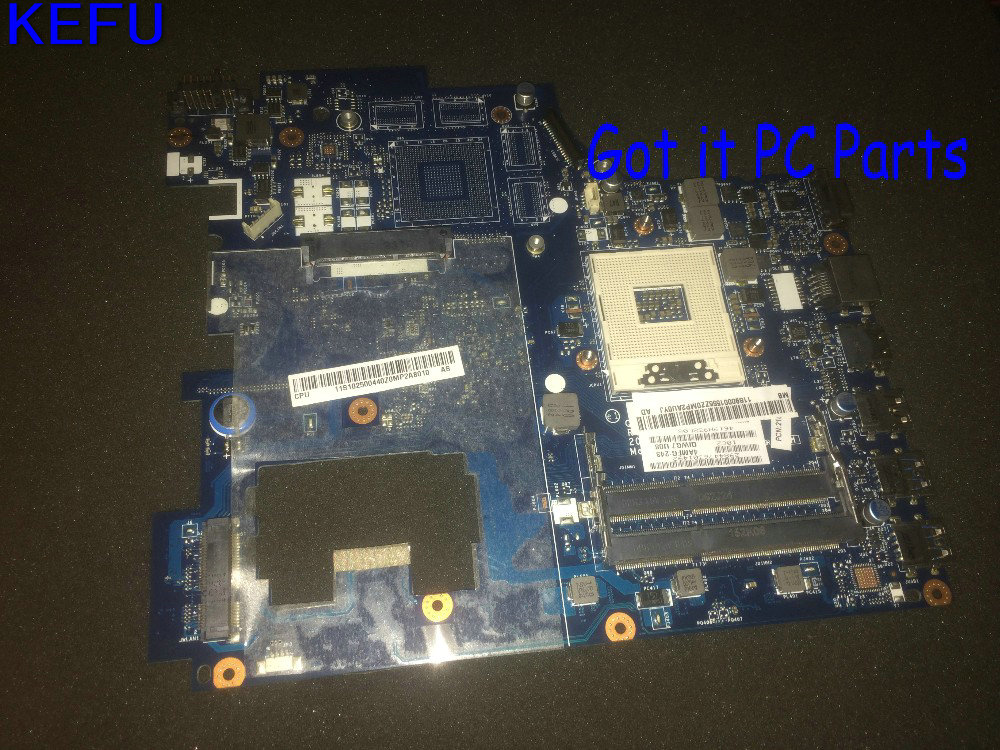 KEFU NEW QIWG7 LA 7983P REV 1 0 FREE SHIPPING laptop motherboard for Lenovo G780 NOTEBOOK