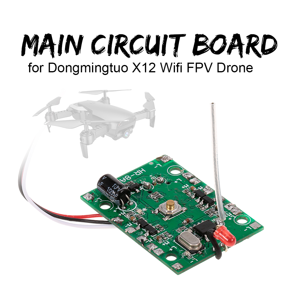 Jjrc H26 H26c H26d H26w Rc Quadcopter Spare Parts 07 Receiver Com Buy Wl V977 Helicopter Circuit Board Main For Dongmingtuo X12 Wifi Fpv Drone