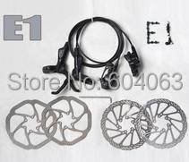 Цена за AVID Эликсир 1 E1 тормоз MTB велосипед Гидравлический Дисковый Тормоз Рычаг ТГ1 ротора