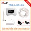 Полный Интеллектуальный Мини smart 900 2 Г ретранслятор GSM сотовый телефон сигнал amlifier 2 Г сотовый усилитель сигнала GSM репитер с ЖК-