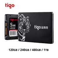 Tigo SSD 1tb 240GB 120GB 480GB SATA Hard Disk Drive de Estado Sólido Interno para o Desktop Laptop PC melhor do que o HDD SATA 3