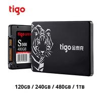Tigo SSD 1tb 240GB 120GB 480GB SATA Hard Disk Internal Solid State Drive for Desktop Laptop PC better than HDD SATA 3