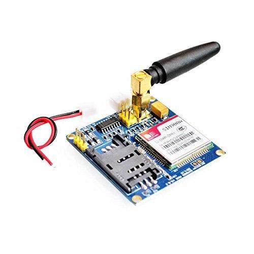 SIM900A Беспроводной Модуль GSM GPRS Доска Антенна Тестирование V4.0 Комплект