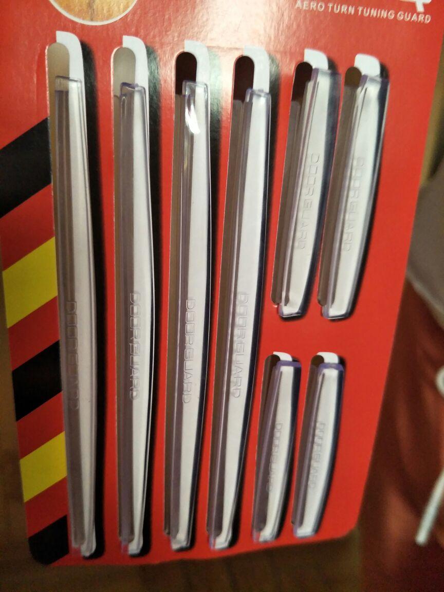 Autocollant voiture bord de porte gardes moulure de garnissage bande de Protection anti-rayures voiture Crash barrières porte garde Collision