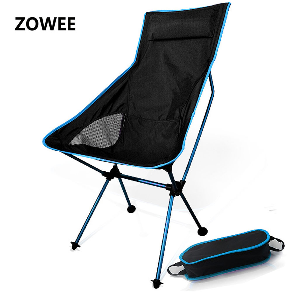 Outdoor Camping Folding Fishing Chair For Picnic Fishing Chairs Folded Chairs For Garden,camping,beach,travelling,office Chairs Consumers First Outdoor Furniture Beach Chairs