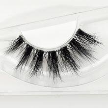 8f1a39678d3 Visofree Mink Lashes 3D Mink Eyelashes Invisible Band Natural Black Mink  False Eyelash Full Strip cilios posticos Reusable F41