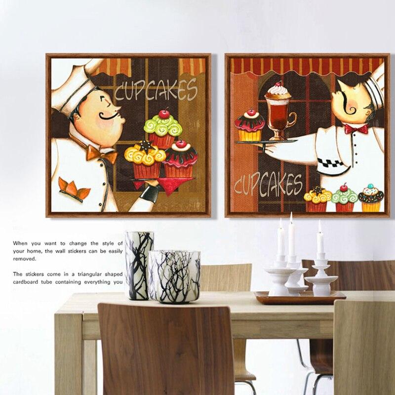 ②Cucina decorazione Di Halloween Del Fumetto della tela di canapa ...
