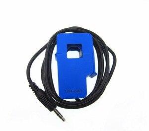 Image 3 - 5pcs SCT013 50A 100A SCT 013 000 Non invasive AC current sensor Split Core Current Transformer