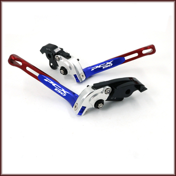 Folding Retro Brake Clutch Levers For HONDA PCX150 PCX 150 2013-2018 Adjustable Motorcycle Accessories