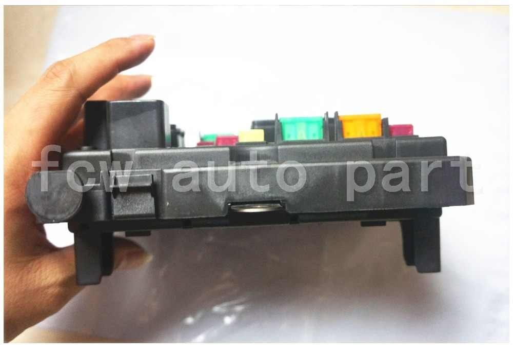 Fuse Box Unit Assembly RELAY for CITROEN C3 C5 C8 XSARA PICASSO PEUGEOT 206  CABRIO 307 CABRIO 406 COUPE 807 9650663980