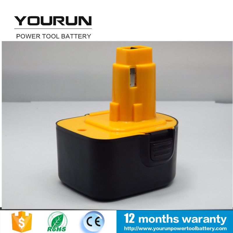 NI-MH Power Tool Battery 12V 3.6AH for dewalt De9075 De9037 DC9071 DE9037 DW9072 DE9501 152250-27 397745-01 de9074 DW979K dw953
