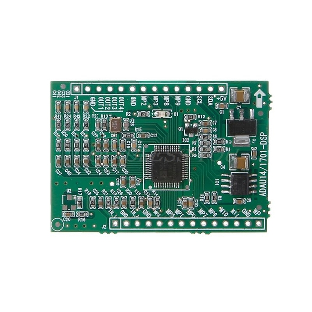 ADAU1401/ADAU1701 DSPmini Learning Board Update To ADAU1401 Single Chip Audio System Drop Shipping