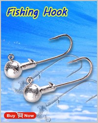 6 fishing hook