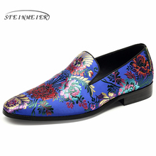 Mens formal shoes leather men dress oxford shoes for men dressing wedding business office shoes slip-on male zapatos de hombre