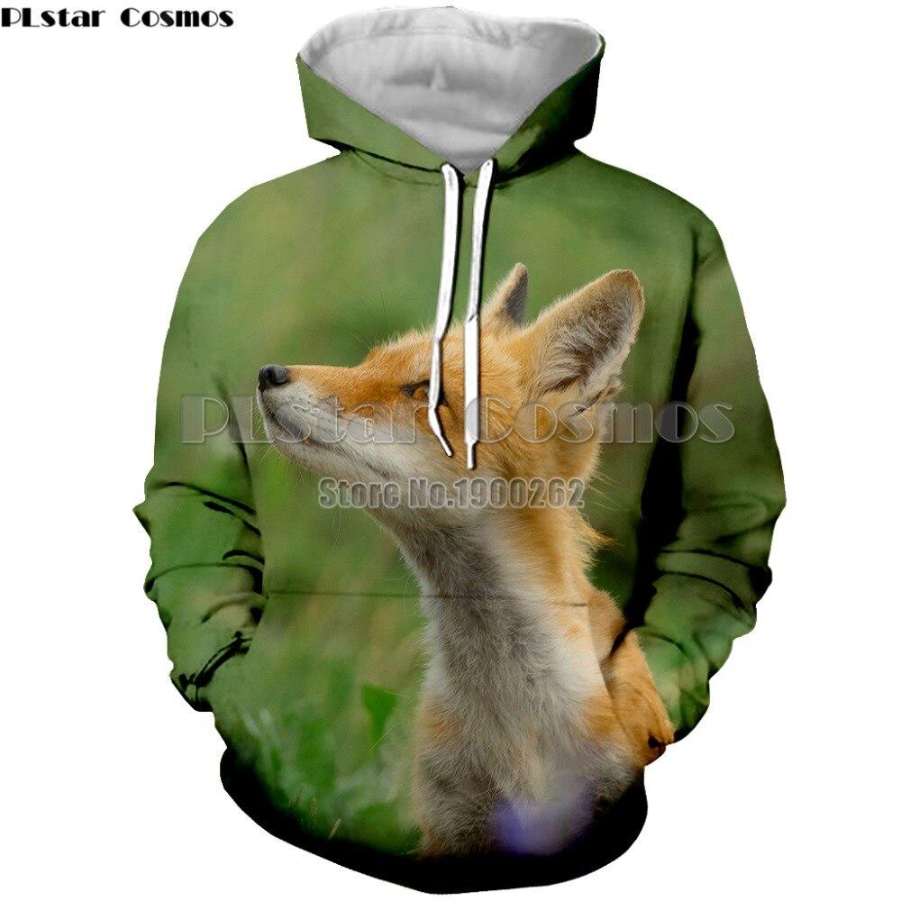 3 Imprimir 6 3d Envío 2 Print Fox Animal Hoodie Nuevas Cosmos Capucha hombres Plstar Lindo Sudadera 5 Gota De Mujeres Hombres 4 La Con SfvRPxgqwn