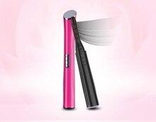 electric Eyelash Curler Heat 15s heating roller Pen Mini Portable Long Lasting Curler Lashes Makeup Tools eye lash beauty tool