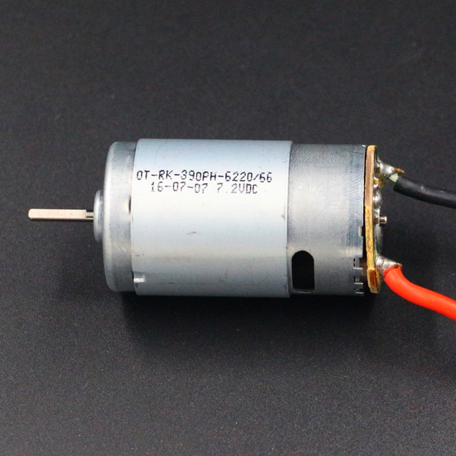US $24 0 |390 High Speed Brushed Motor 7 4V 24000 rpm Brush Motor for RC  Car RC Boat-in Parts & Accessories from Toys & Hobbies on Aliexpress com |