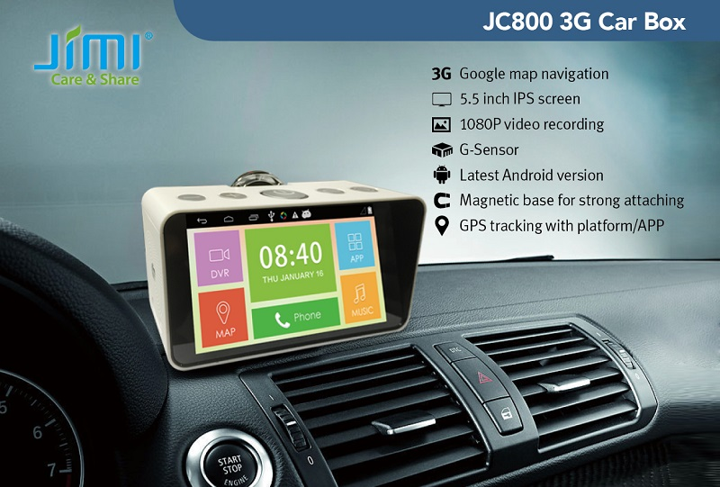 Kooland Jc Vehicle Gps Tracker Stand Alone G Wifi Android Gps Navigation And Portable Car Dvr