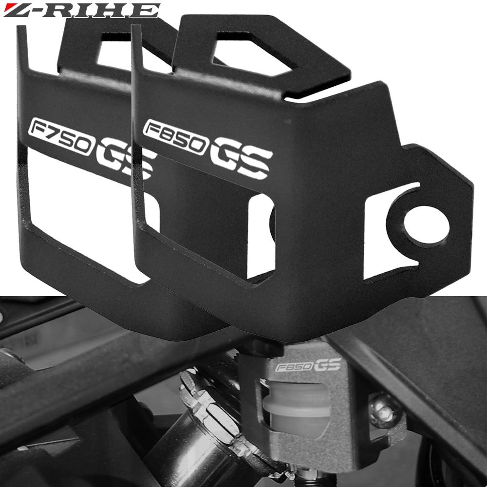 Pour BMW F750GS F850GS F 750 GS F 850 GS 2018 2019 accessoires de moto CNC couvercle de liquide de frein arrière protection de réservoir