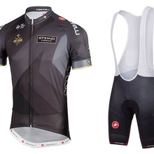 f554415c6 2018 Castelli Bike Clothing Short Sleeves Cycling Jersey Bib Set Summer  Breathable Bicycle Clothes Maillot Ropa