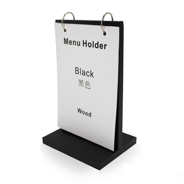 Restaurant T-Shape Wood Table Tents Bamboo Table Card Holders Menu Card Size  sc 1 st  AliExpress.com & Restaurant T Shape Wood Table Tents Bamboo Table Card Holders ...