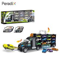 Storage Car Transporter Hobby Receive A Car Storage Carrier Cute Mini Funny Car Collection