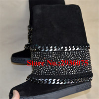 New Red Pompom Furry Faux Fur Embellished Ankle Boots Transparent Clear PVC Peep Toe Back Zip