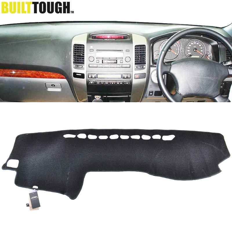 Xukey Voor Toyota Land Cruiser Prado 2003-2006 2007 2008 2009 Dashboard Cover Dashmat Dash Mat Pad Zonnescherm Dash Board Cover