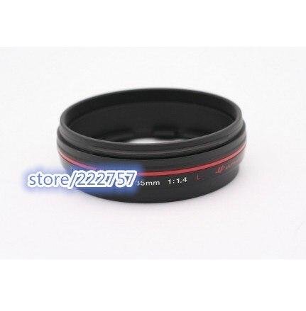 Nouveau pour Canon EF 35mm f/1.4L USM lentille avant anneau assemblage pièce de réparation de remplacement