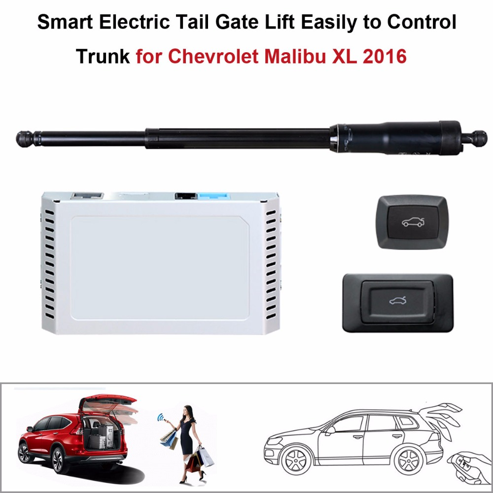 Electric Tail Gate Lift for Chevrolet Malibu XL 2016 Control by Remote