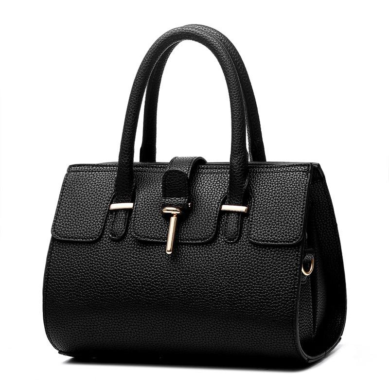 Women Shoulder Bags Ladies hand bag Big Pu Leather Famous brands designer High Quality Messenger Bag Hand Bags TBS129
