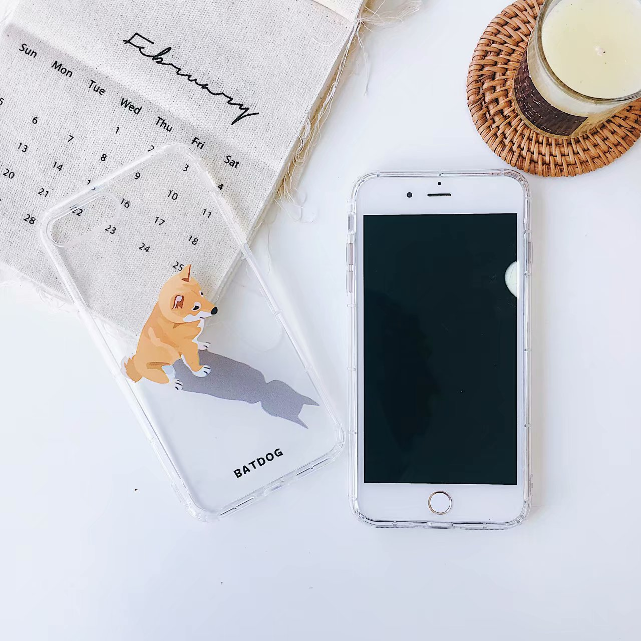 coque iphone 7 shiba inu