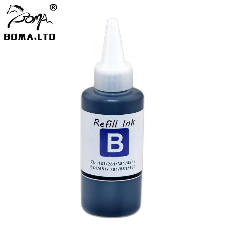 CANON 180-980 Dye ink  6 Color (9)