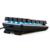 MINI director Financiero Numberic Teclado USB Teclado Mecánico Con Retroiluminación Azul Gateron MX Interruptores