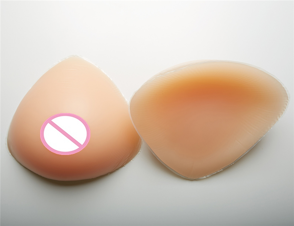 600g/pair Fake Boobs Artificial Breast Drag Queen Shemale Silicone Breast Forms B cup False Breast 600g piece b c cup silicone breast fake breasts deep cleavage strapsfake breast siamese breast conjoined false boobs shemale
