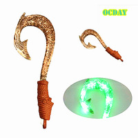 Maui Sound Fish Hook With Motion Activated Lights Music Exquisite Light Up Toys For Children Excellent