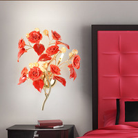 Kids Lamp Bedroom Wall Sconce Modern TV Background Wall Lights for Home Ceramic Light led Wall Lamps Bedside Sconce Wall Lights