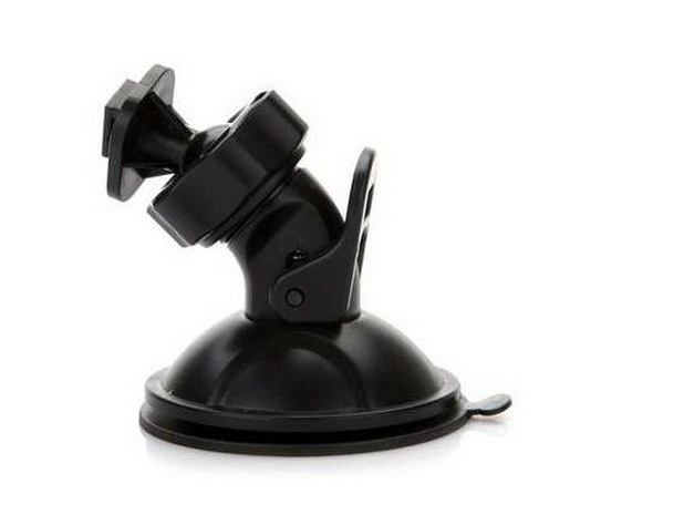 Car dash cam Smart Car DVR Sucker Stand Vehicle camera Suction Cup Base Mount Screw Connector Rack DV GPS Camera Stand Holder