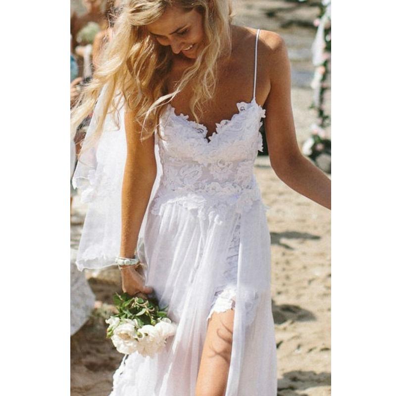 Us 1899 Smdppwdbb Maternity Dresses Women Strap Dress White Summer Maxi Dress Lace V Neck Beach Party Sexy Club Sundress Boho Dresses In Dresses