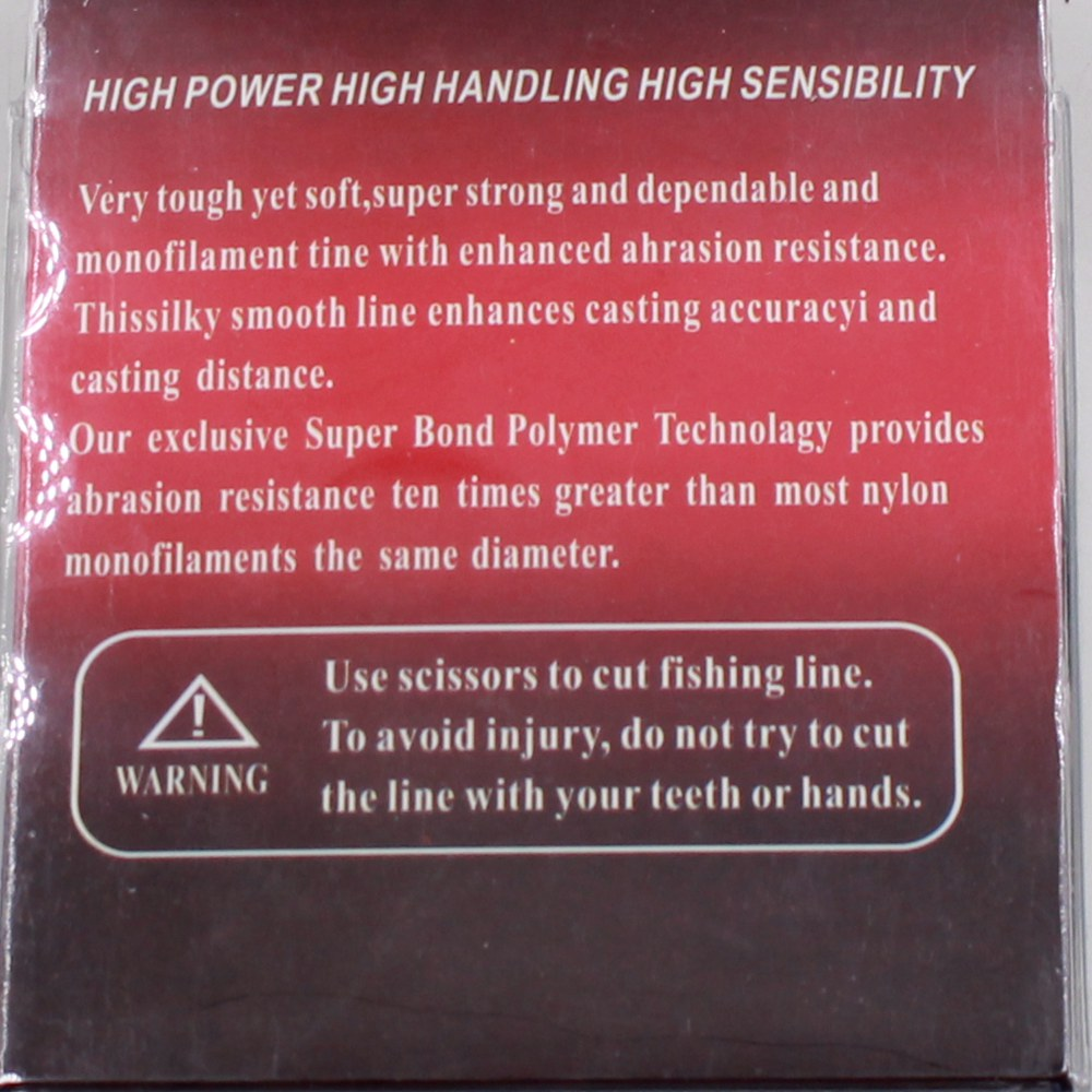 1PCS 100M New Fishing Line Fiber Woven Multifilament Cheap High ...