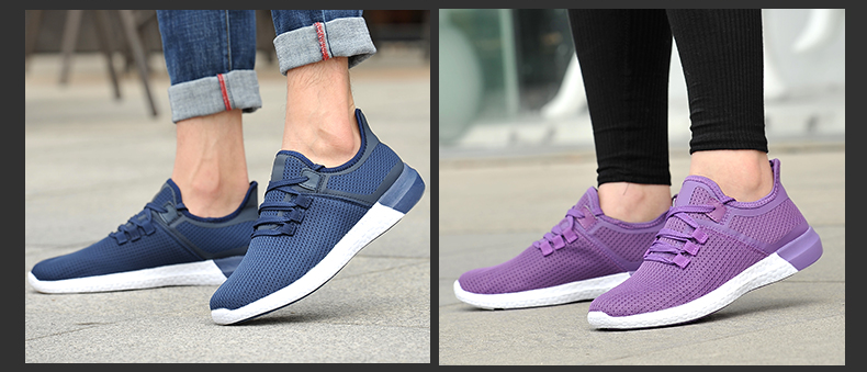 UNN Unisex Running Shoes Men New Style Breathable Mesh Sneakers Men Light Sport Outdoor Women Shoes Black Size EU 35-44 8
