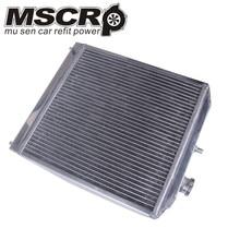 Radiateur automatique de voiture en aluminium de 2 rangées 42 MM pour Honda Civic Del Sol 92 00 MT EG/EK