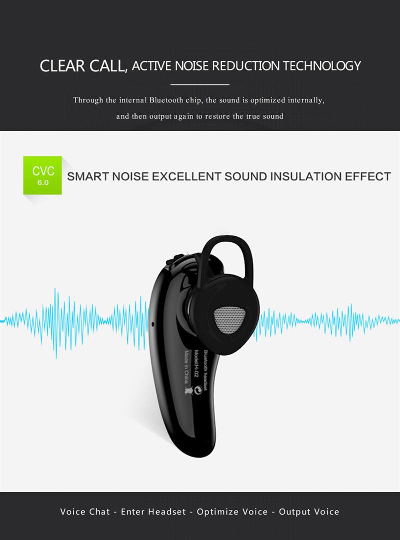 ec2f110bf14 Detail Feedback Questions about JOWAY H02 earphone Mini Wireless ...