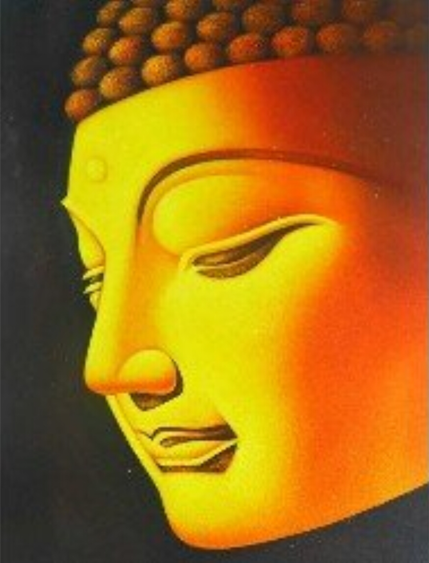 Achetez En Gros Bouddha Visage Dor Ligne Des